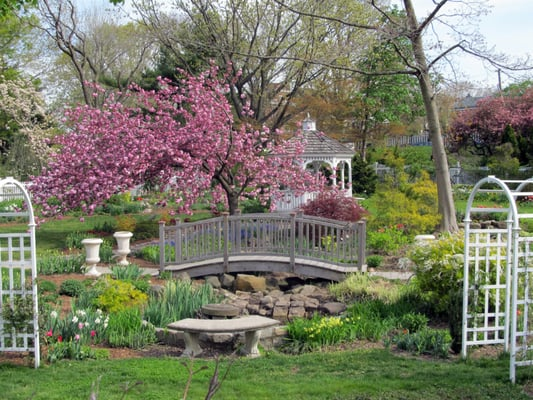 Queens Botanical Garden Botanical Gardens Flushing Ny