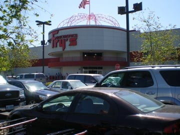 The map of Fry's Electronics shows the approximate location in San Diego, but you should call them at phone number () to verify their address is Stonecrest Boulevard, San Diego, California and to get hours and driving directions. Fry's Electronics San Diego is part of the Frys Electronics chain.