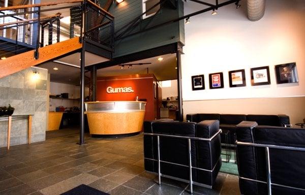 The san francisco offices of gumas advertising agency yelp for San francisco advertising agencies