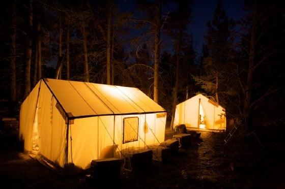 Colorado canvas wall tent yelp for Colorado canvas tent