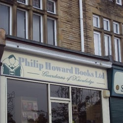 Philip Howard Books, Leeds, West Yorkshire
