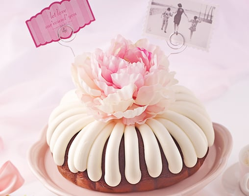 Quot Mother S Day Quot Decorated Bundt Cake Yelp