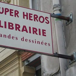 Les Super Héros, Paris
