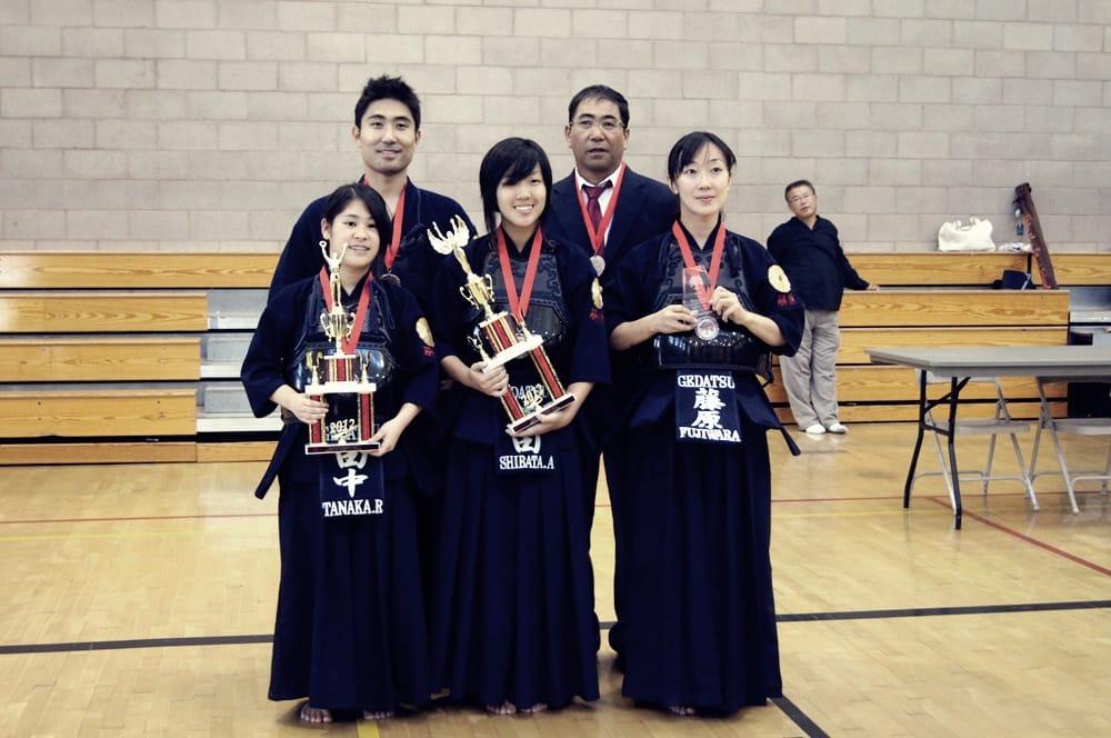 2012 sckf team champ gedatsu usa kendo dojo women 39 s took for Kendo dojo locator