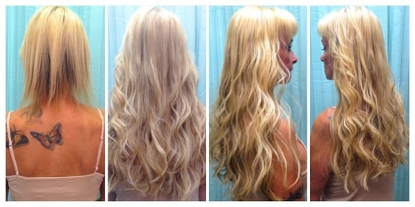 Great Lengths Hair Extensions Cost Dublin 79