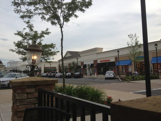 The promenade shops at evergreen walk shopping centers for Evergreen shop