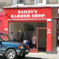 Bailey's Barber Shop, Edinburgh