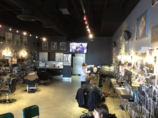 Jed?s Barber Shop - Barbier - Salt Lake City - Yelp