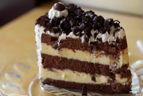 Vanilla And Chocolate Cake Images : Chocolate & Vanilla Pudding Cake Yelp
