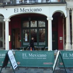 El Mexicano, Brighton, UK