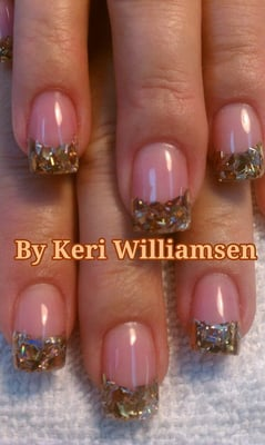 Acrylic with gel overlay | Yelp