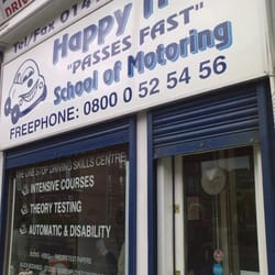 Happy Hour School Of Motoring, Glasgow