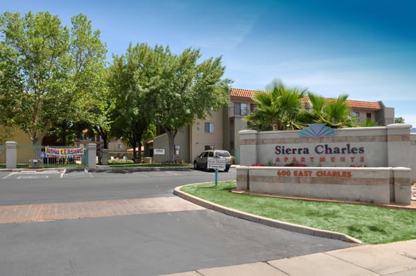 Sierra Vista (AZ) United States  city pictures gallery : Sierra Charles Apartments