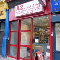 A To Zee Lock & Key, London