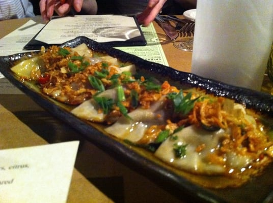 wagyu beef and ginger dumpling | Yelp