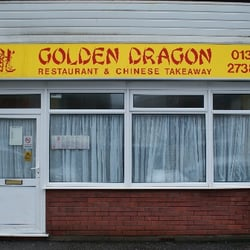 Golden Dragon, Felixstowe, Suffolk