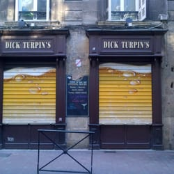 Dick Turpin's, Bordeaux, France