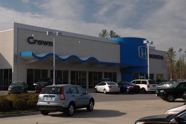 crown honda of southpoint car dealers durham nc