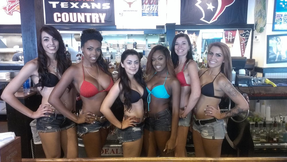 Bikinis Sports Bar & Grill - Official Site