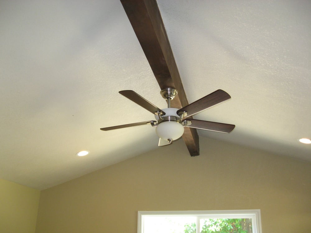 A Crash Course In Roof Venting also B00719HYIE moreover Mansion Living Rooms moreover Contemporary Man Caves 5073387044 furthermore Recessed Lighting Layout With Ceiling Fan. on fan on cathedral ceiling