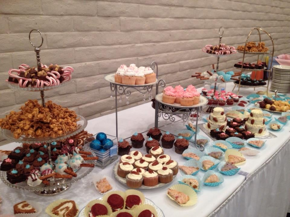 here is another dessert table sample for a baby shower yelp
