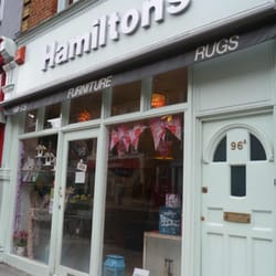 Hamiltons Furniture & Gifts, London