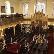 Bevis Marks ...oldest Synagogue in Britain
