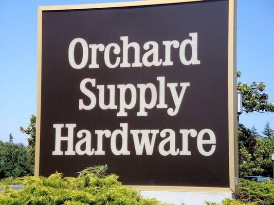 Orchard Supply Hardware Nurseries Gardening