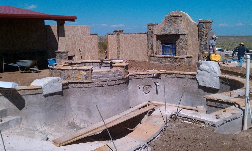 extreme backyard swimming pool yelp