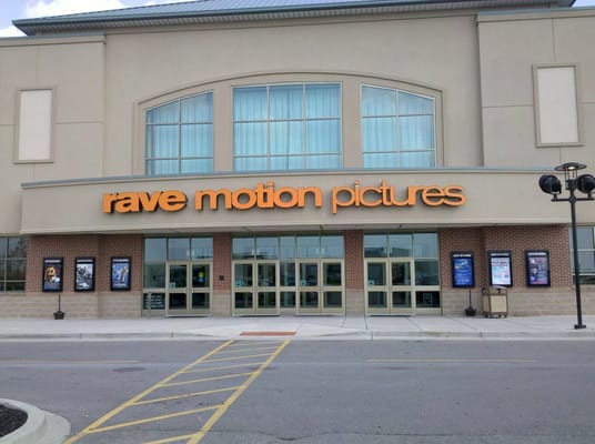 Rave Movie Theater