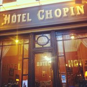 Hotel Chopin, Paris