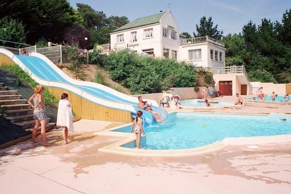 Camping Armorique - Campgrounds - Telgruc sur Mer, Finistère, France ...