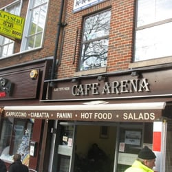 Cafe Arena, London