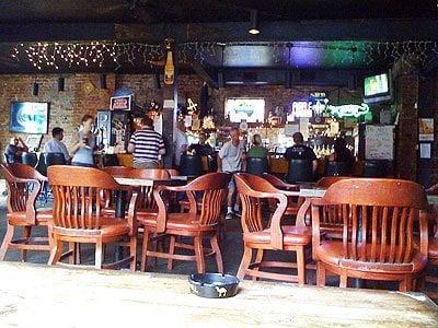 Half moon bar restaurant bars new orleans la yelp - Garden district new orleans restaurants ...