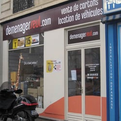 Demenagerseul.com, Paris