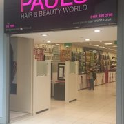 paul's hair world, Manchester
