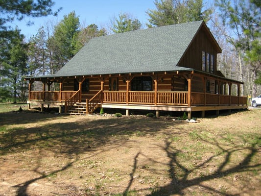 Photos For Appalachian Log And Timber Homes Yelp