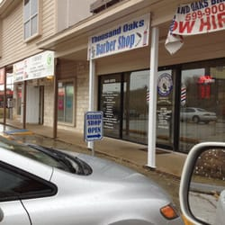 Barber Shop San Antonio : Thousand Oaks Barber Shop, San Antonio,? by Hugo E.