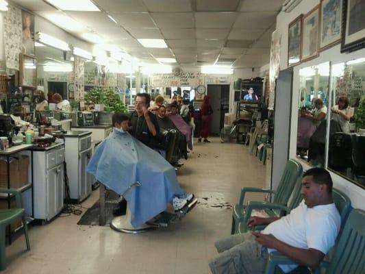 Slauson Barber Shop - Barbers - Los Angeles, CA - Yelp