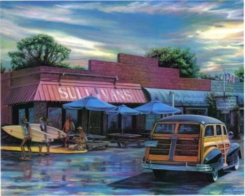 Seafood Restaurants Sullivans Island Sc