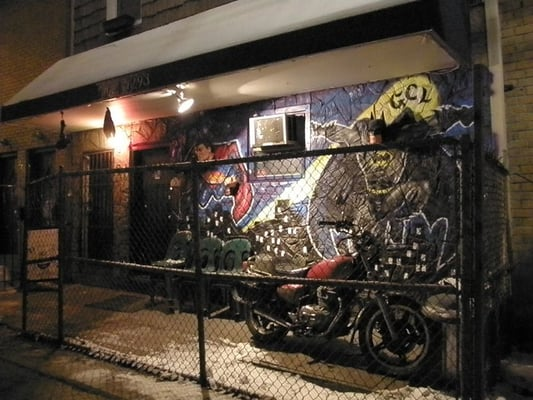 Gotham City Cyber Bar L
