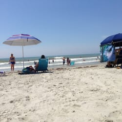 Cherry Grove Beach Public Parking