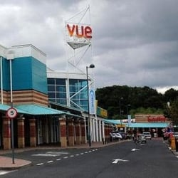 Vue Cinemas, Leeds, West Yorkshire