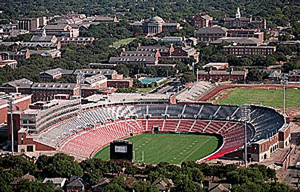 Gerald J Ford Stadium Dallas Tx