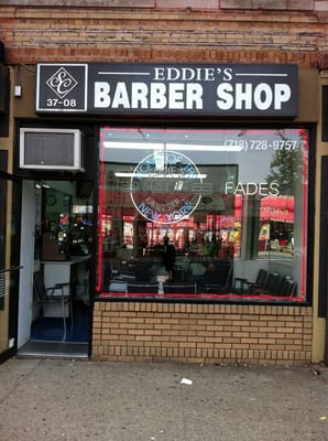 Barber Shop Near Me : Eddie?s Barber Shop - Astoria - Astoria, NY Yelp