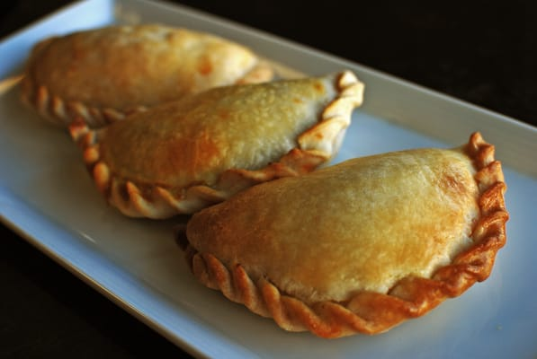 Baked Empanadas filled w/ cheese or Beef | Yelp