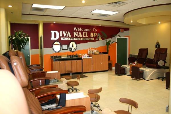 - Diva salon and spa ...