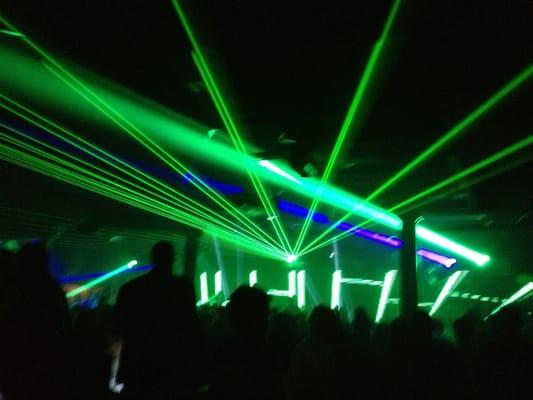 Bassmnt Dance Clubs Gaslamp San Diego Ca United