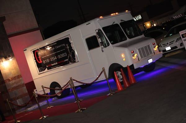 G spot mobile hookah catering truck on wheels yelp - Shisha bar lounge mobel ...