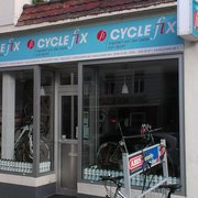 Cyclefix, Hamburg